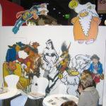 Messestand Katalanische Comics